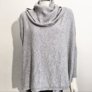 Dreamers Cowl Neck Oversized Sweater M/L